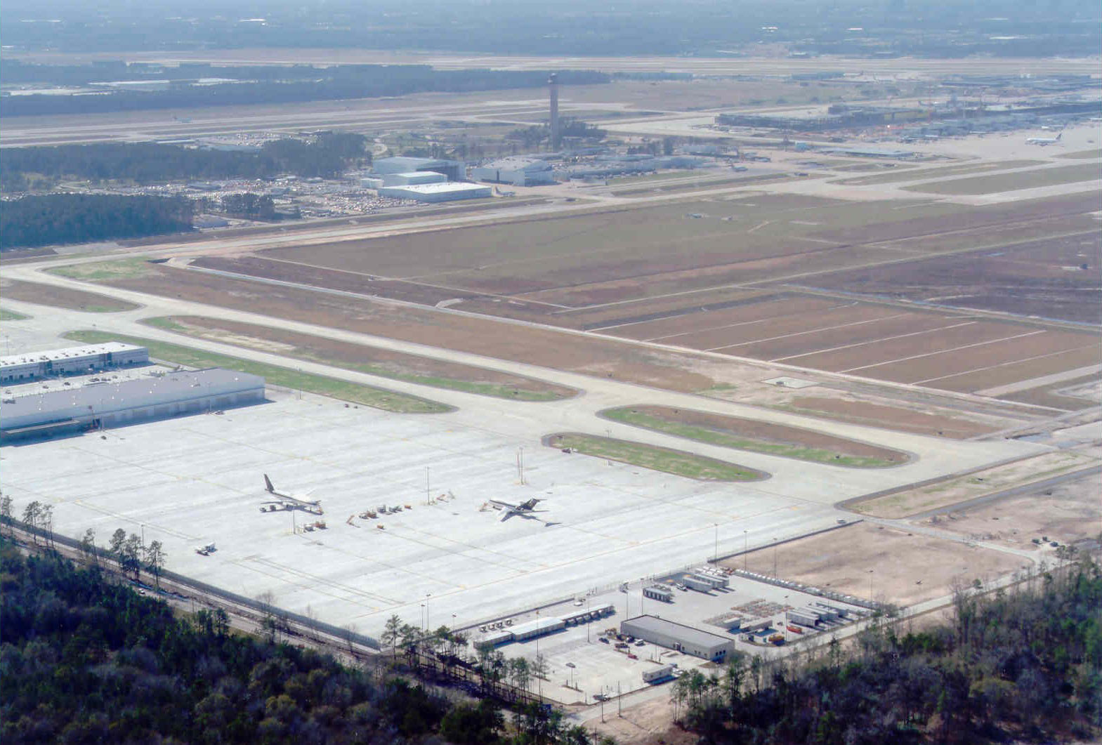 United Parcel Service – Air Cargo Facility - Perot Development